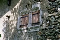 Maison forte à Raclaz (Dingy-en-Vuache) - Crédit photo : Michèle Prax