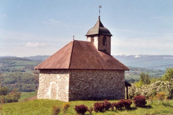 La chapelle Saint-Jean à Chaumont