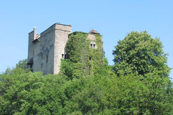 Le chateau d'Arcine-Clarafond SP