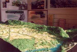 139 - Maquette du Vuache - SP