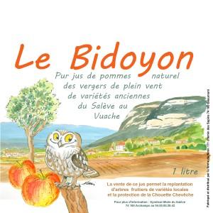 Etiquette bidoyon